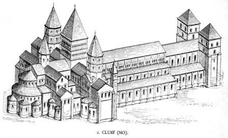 Abbazia di Cluny