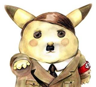 Pikachu nazi