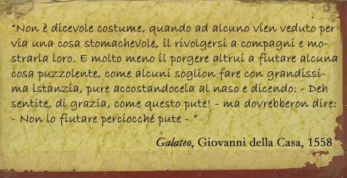 Galateo di Giovanni Della Casa