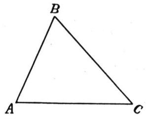 Triangolo stilistico