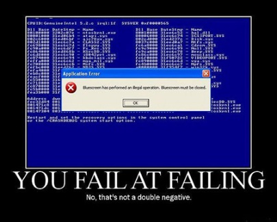 Crash di Windows