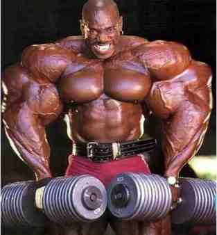 Bodybuilder orribile