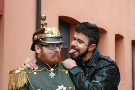 SteamCamp 2013 - Il Duca e Zweilawyer libidinosi
