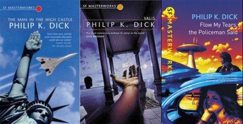 Tre romanzi di Dick