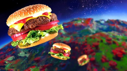 Space Burgers