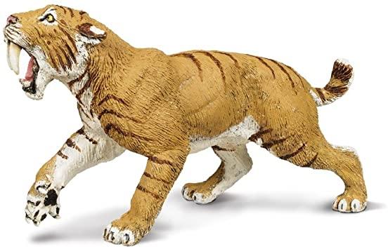 Tigre dai denti a sciabol