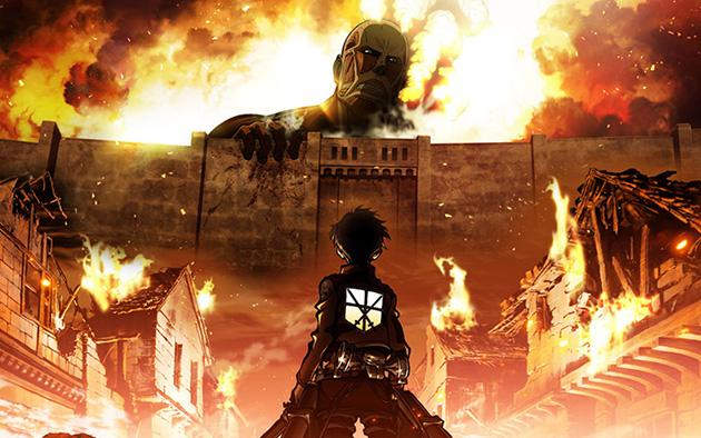 Attack on Titan Screenshot