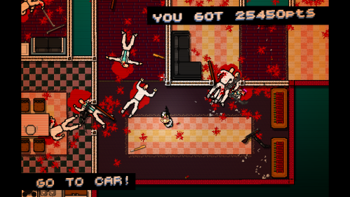Hotline Miami Screenshot