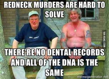 Redneck murders