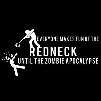 Redneck zombie apocalypse