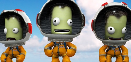 Kerbal Space Program Personaggi