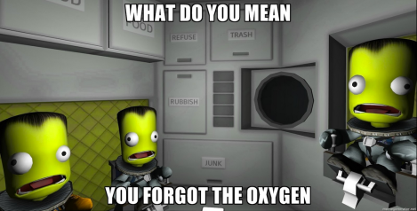 Kerbal Space Program Meme
