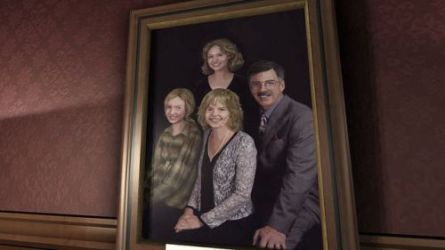 Gone Home Family Screenshot