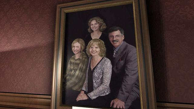 Gone Home Family Screenshot