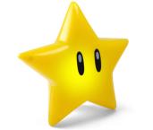 Stellina Super Mario