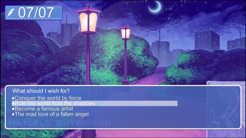 Hatoful Boyfriend - Tanabata